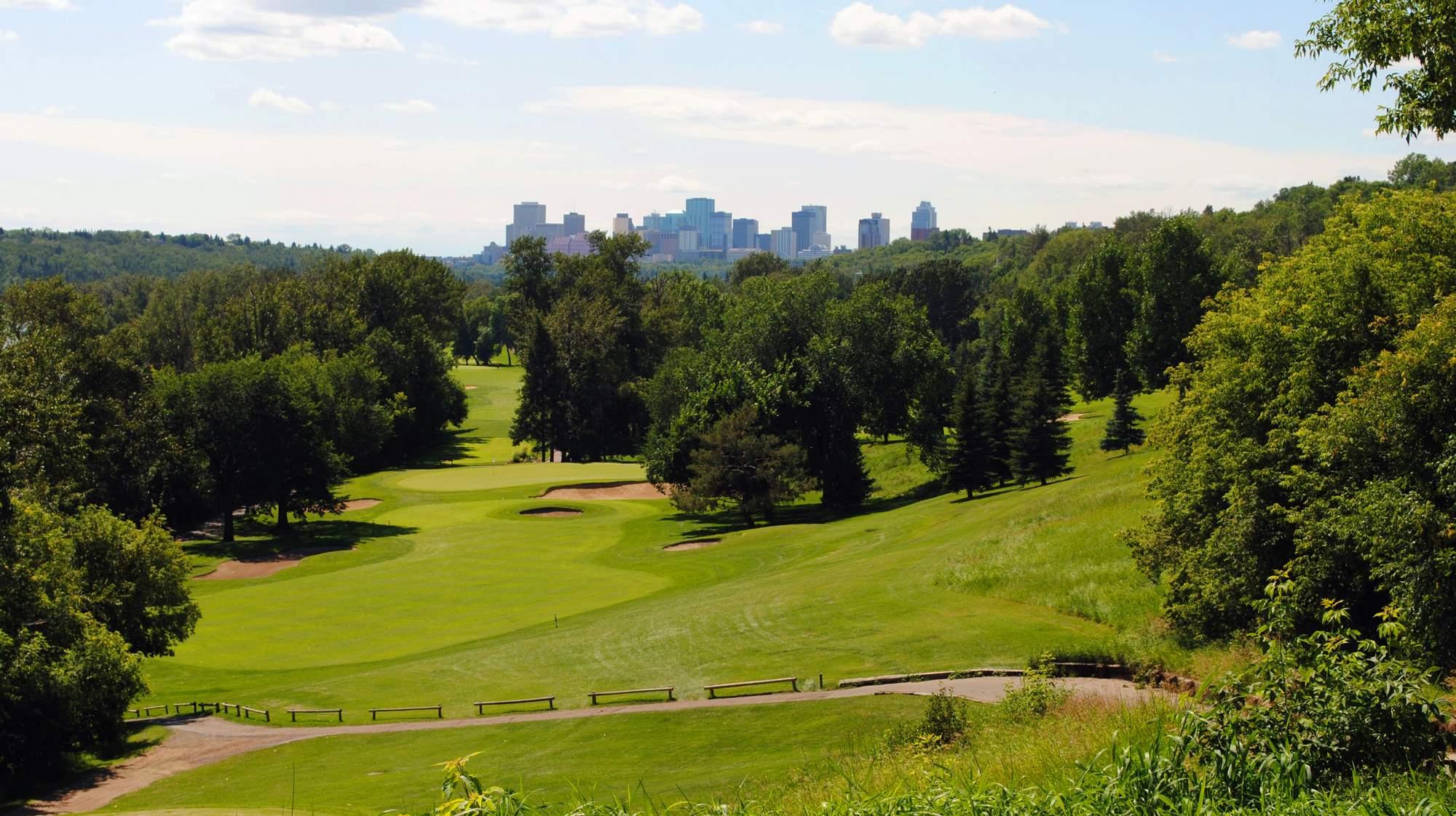 Highlands Golf Club Edmonton Ab Golf Course Information And Reviews